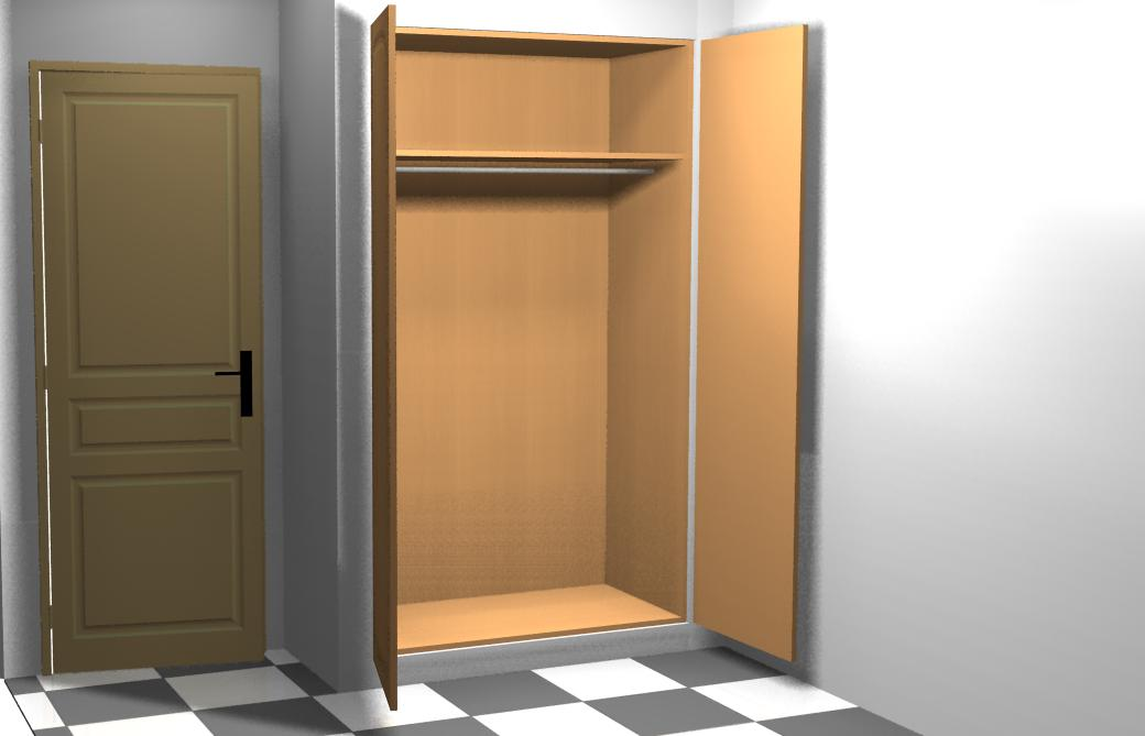 Diferentes occiones de armarios - Como vestir un armario ...