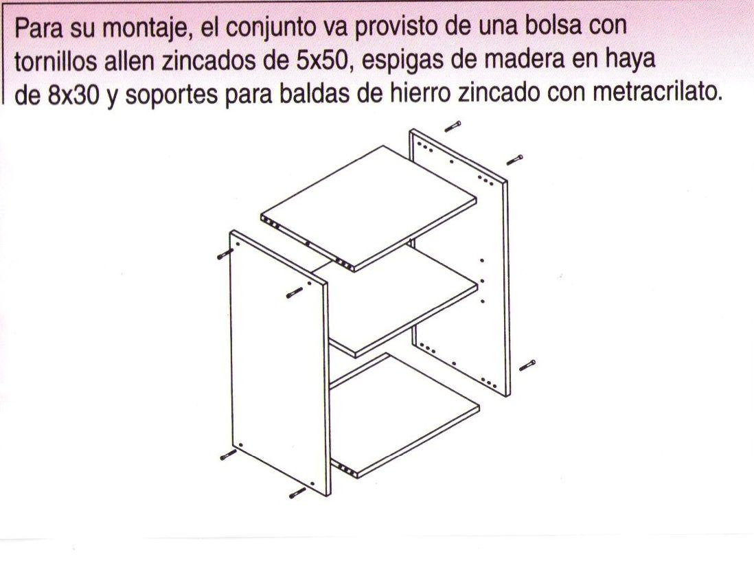 Introduccion montando muebles bajos a la cocina for Muebles de cocina para montar