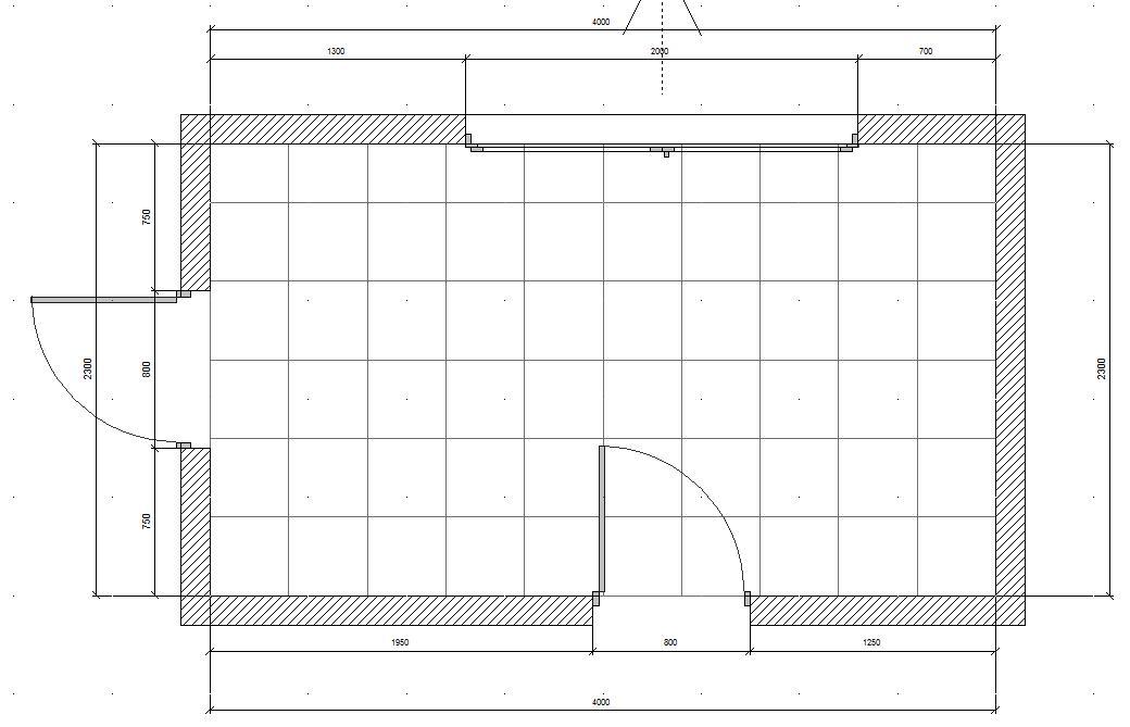 Vista de la cocina diafana for Muebles de cocina planos pdf